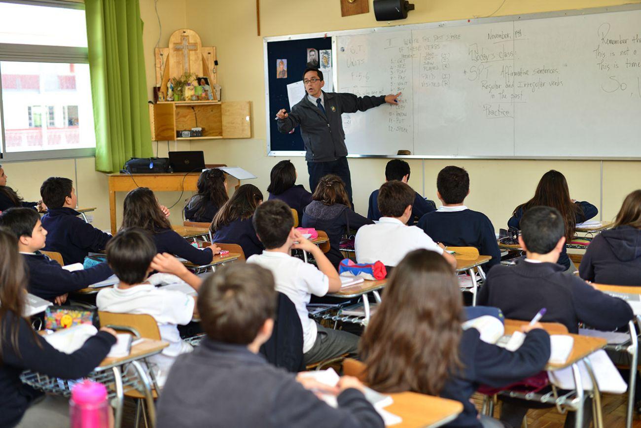 Salas de Clases | Colegio Marista Rancagua - Instituto O\'Higgins ...